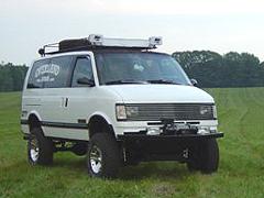 Is A 4x4 Van 4 Me ?? - Thunders Garage