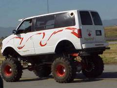FlexiVan Monster 4x4