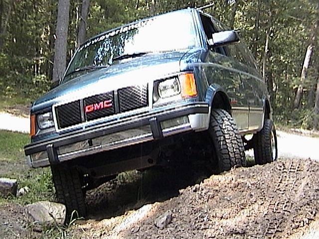 New ChevyAstroOffRoad Chevy Astro Off Road Httpwww